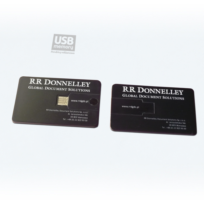 RR Donnellley Global Document Solutions